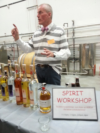 SpiritsWorkshop